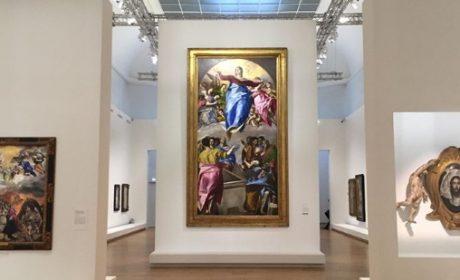 Une très belle exposition Greco à Paris