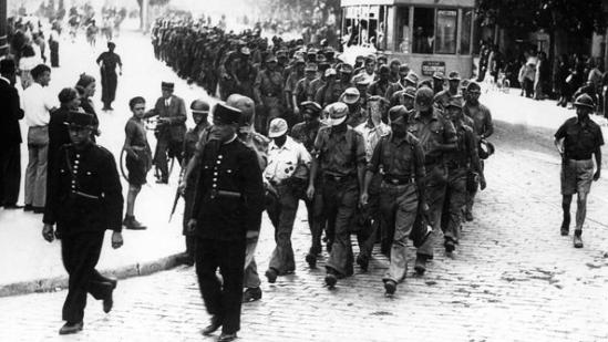 Ces prisonniers allemands qui ont aidé à rebâtir la France