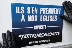 ACP Bordeaux Nationaliste : Mettons une bonne droite à la gauche