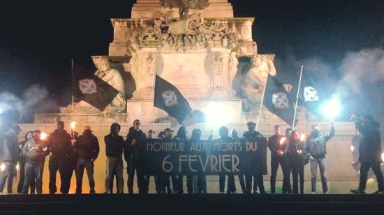 L'hommage aux morts du 6 février par Bordeaux nationaliste (vidéo)