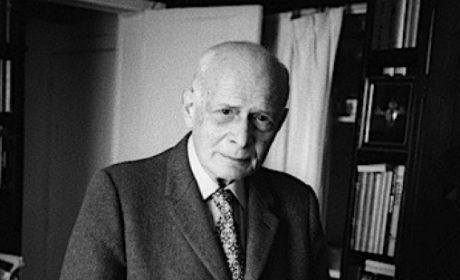 24 février 1983 : décès de Jacques Benoist-Méchin