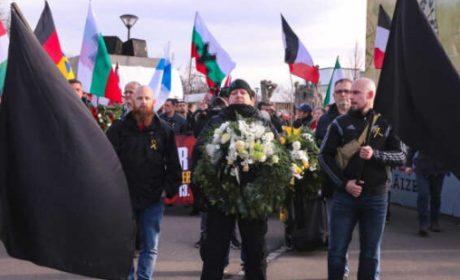 Délégation française à Dresde pour la commémoration des victimes des criminels bombardements alliés (photos)