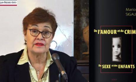 Les pédophiles – Marion Sigaut (vidéo)