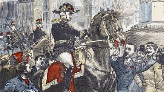 23 février 1899 : tentative de coup de force de Paul Déroulède