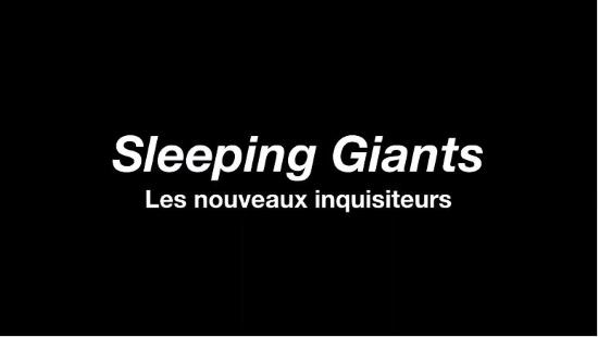 Sleeping Giants : les nouveaux inquisiteurs ! – Observatoire du Journalisme (vidéo)