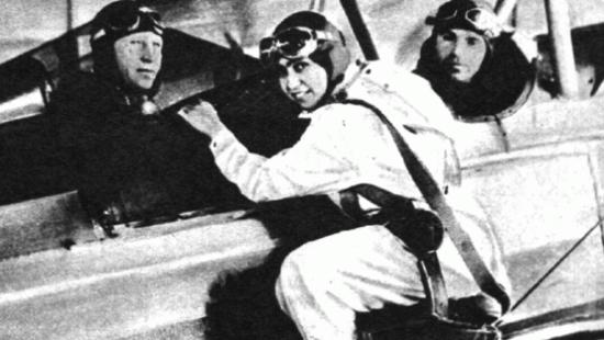 2 février 1948 : décès de la championne du monde roumaine de parachutisme Smaranda Braescu