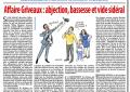 Affaire Griveaux : abjection, bassesse et vide sidéral