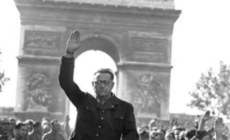 22 février 1945 : mort de Jacques Doriot