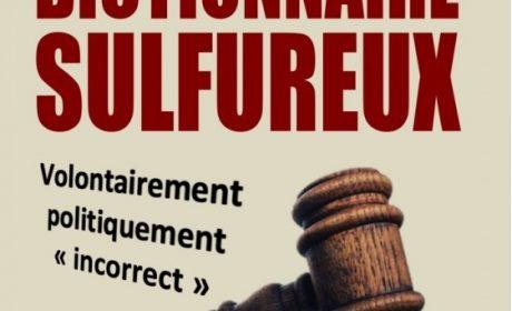 Nouveauté : Le dictionnaire sulfureux – Philippe Randa