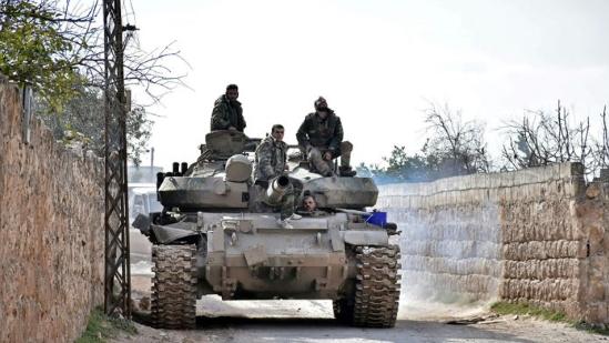 Reconquête historique de l'Armée syrienne à Idleb contre le terrorisme jihadiste à la solde d'Erdogan