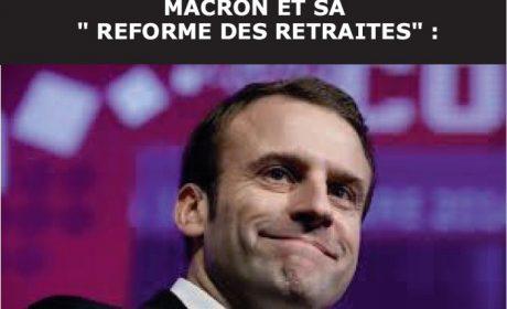 Macron et sa « réforme des retraites » : l'imposture démocratique mise à nu