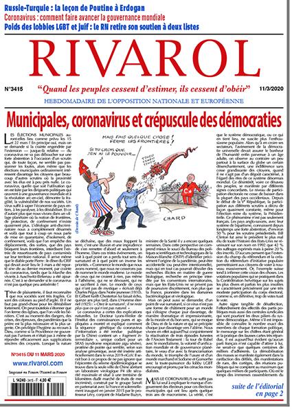 Municipales, coronavirus et crépuscule des démocraties