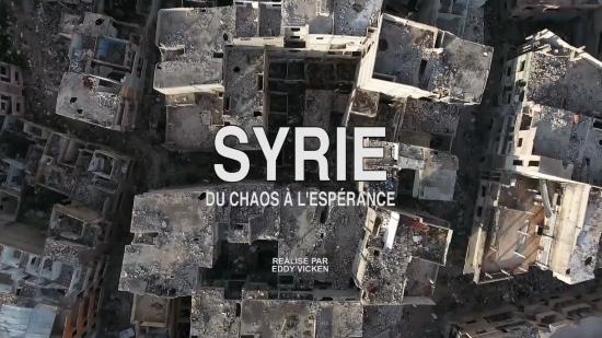 Syrie, du chaos à l'espérance – SOS Chrétiens d'Orient (vidéo)