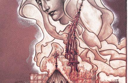 Incendie de Notre-Dame, un an déjà ! – ProjetKO – Un bon dessin…