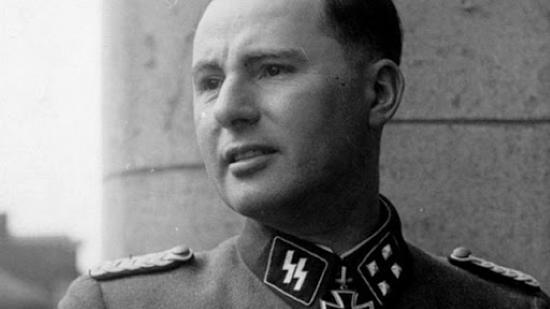 L'épopée européenne des Waffen SS d'Hitler par Léon Degrelle