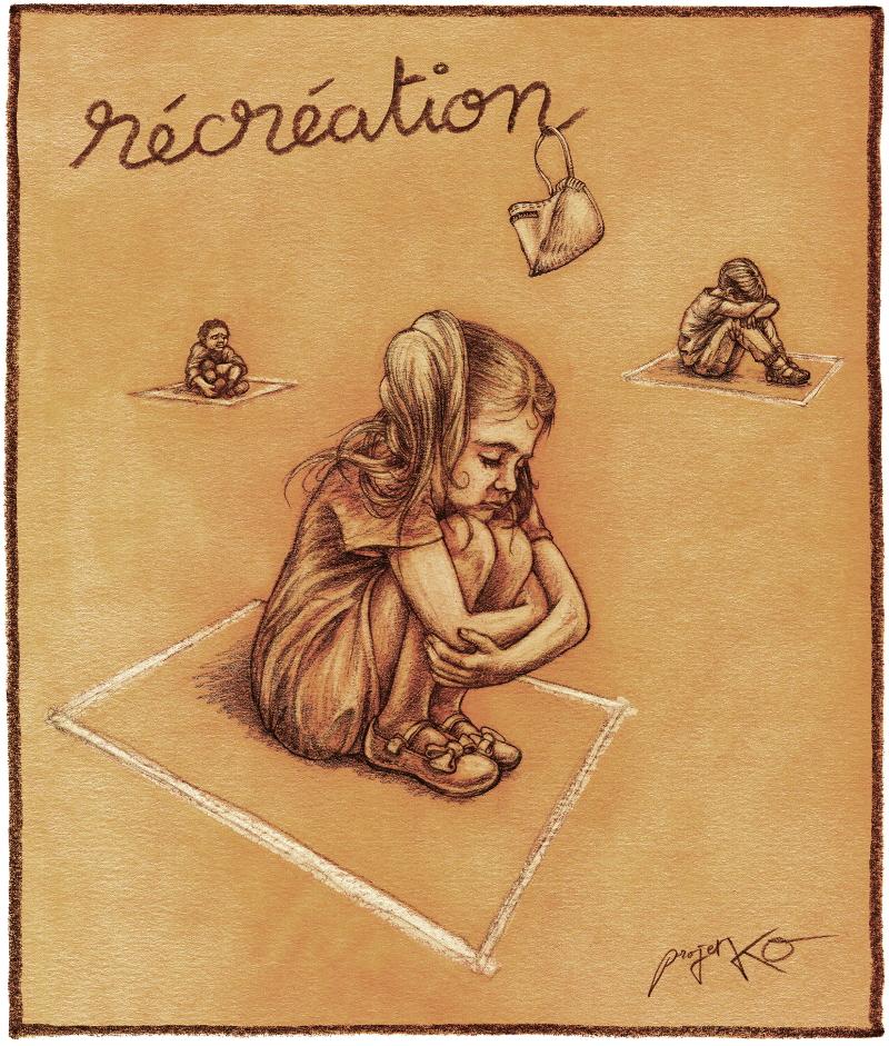 Récréation – ProjetKO – Un bon dessin…