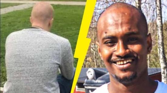 Tommie Lindh, nationaliste tué par un envahisseur soudanais en empêchant le viol d'une jeune suédoise