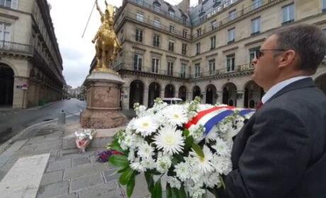 L'hommage des Nationalistes pour la Fête de Sainte Jeanne d'Arc et du patriotisme (vidéo)