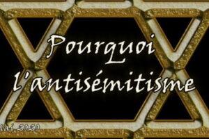 Pourquoi l'antisémitisme - Hervé Ryssen (vidéo)