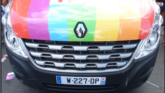 L'idéologie LGBT+ en force chez Renault