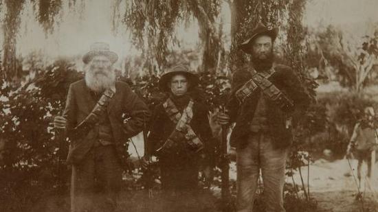 La Guerre des Boers en mémoire